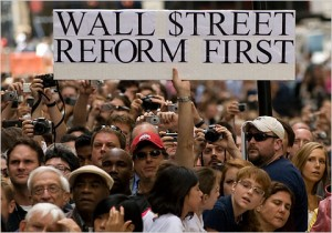 financial reform first