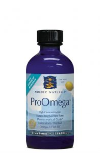 Fish Oil ProOmega rich in EPA and DHA