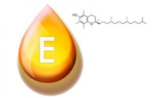 vitamin E tocopherols