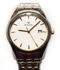 classic analog watch