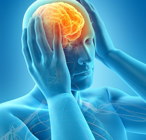 Migraine headache in postmenopausal women