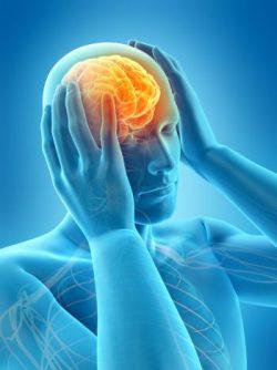 Migraine headache in postmenopausal women